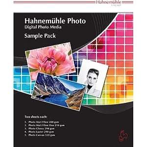 Amazon Com Hahnemuhle Fine Art Inkjet Paper Sample Pack
