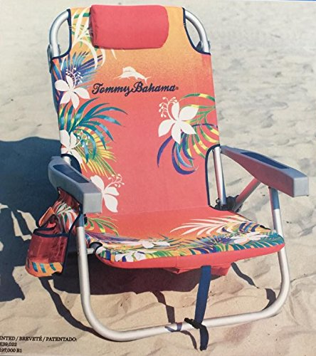tommy-bahama-backpack-beach-chair-red