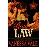 Flirting With The Law (Outlaw Brides Book 1)