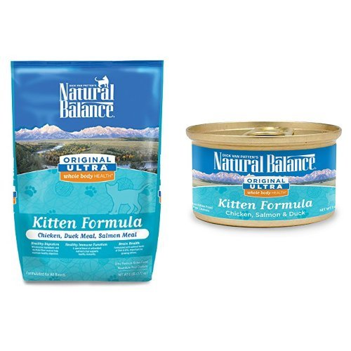 Natural Balance Kitten Formula, Original Ultra Whole Body He