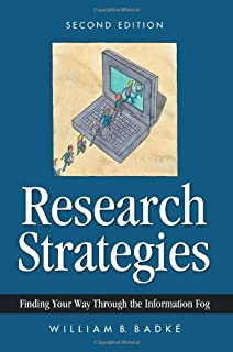 Amazon searching and researching on the internet and the research strategies finding your way through the information fog fandeluxe Choice Image