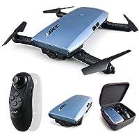 HappyCow JJRC H47 ELFIE Plus 720P WIFI FPV Foldable Selfie Drone Quacopter With Gravity Sensor Control Altitude Hold RTF