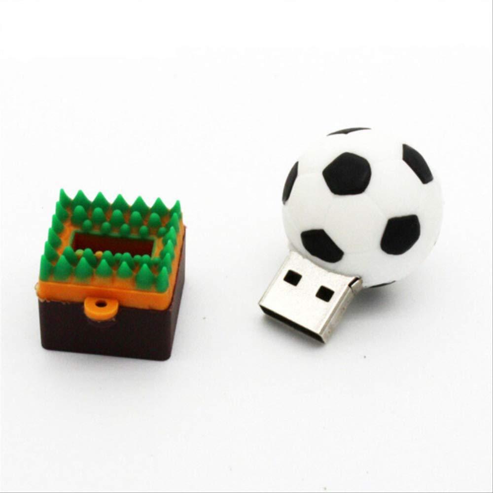 SVANQ USB 2.0 Flash Memory Stick Fútbol Baloncesto Mini Bola USB ...