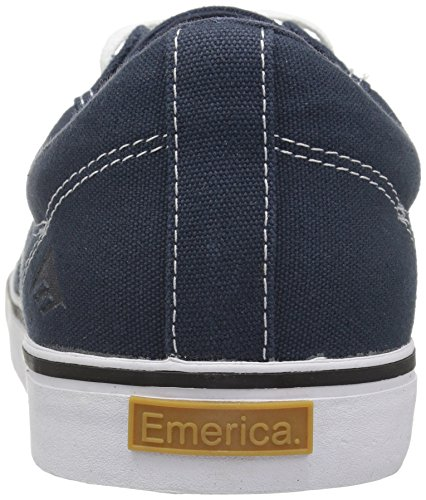 Emerica Indicator Low, Color: Navy/White, Size: 40 Eu / 7.5 Us / 6.5 Uk
