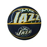 "NBA Utah Jazz Spaldingteam Logo, Multi, 29.5"""