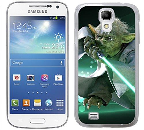 Star Wars Yoda Film Schutzhülle für Samsung Galaxy S4(4) Handy Tasche Hard Schutz i9500Force weckt