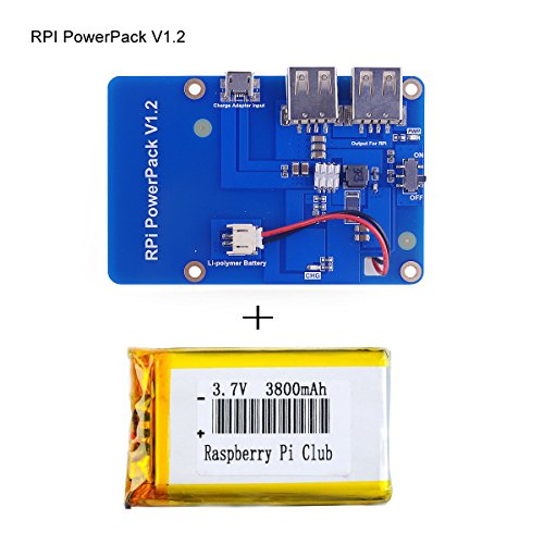 Power Raspberry Pi With Battery - 6