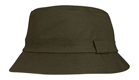 50f70a48b392c4 Image Unavailable. Image not available for. Color: Juniper Unisex Waxed  Cotton Canvas Bucket ...