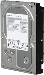 Hitachi Ultrastar 7K3000 HUA723030ALA640 3TB 64MB Cache 7200RPM SATA 6.0Gb/s 3.5in Enterprise Internal Hard Drive - 3 Year Warranty (Renewed)