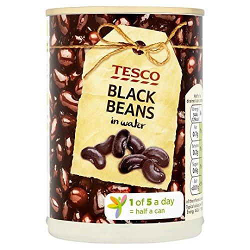Tesco Black Beans 400g Amazoncouk Grocery