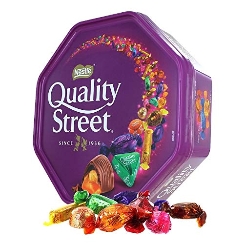 (Nestle Quality Street Tin Extra Large, 900 gram Can)