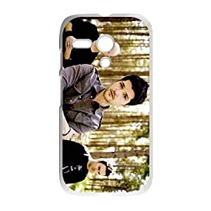 Motorola G Cell Phone Case Covers White The Script T4510940