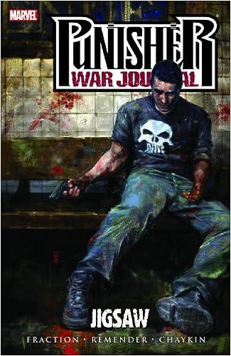 Punisher War Journal Volume 4: Jigsaw! TPB Punisher Marvel ...