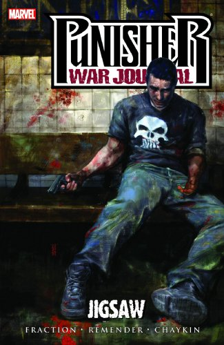 Punisher War Journal, Vol. 4: Jigsaw ()