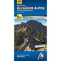 Westliche Allgäuer Alpen und Kleinwalsertal MM-Wandern: Wanderführer mit GPS-kartierten Routen.