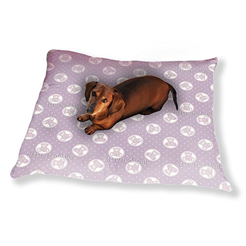 Baby Lauras Teddy Bear Dog Pillow Luxury Dog / Cat Pet Bed by uneekee (Image #2)