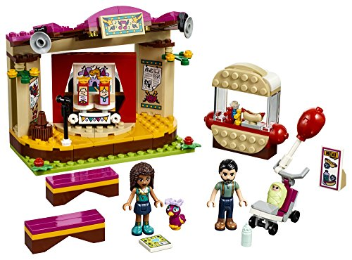 LEGO Friends Andrea's Park Performance 41334 Building Kit (229 Piece)