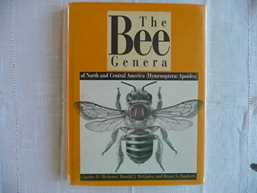 Descargar Libro The Bee Genera Of North And Central America Charles D. Michener
