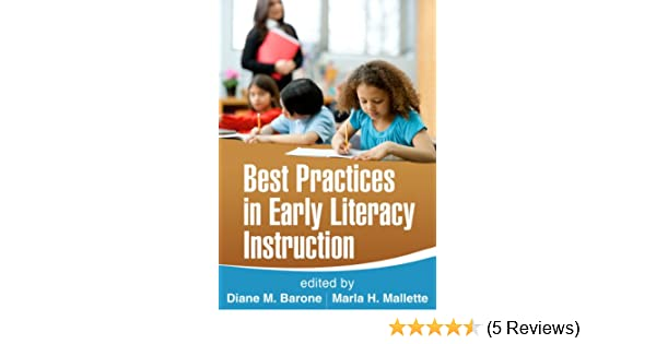 Best Practices in Early Literacy Instruction - Kindle edition by