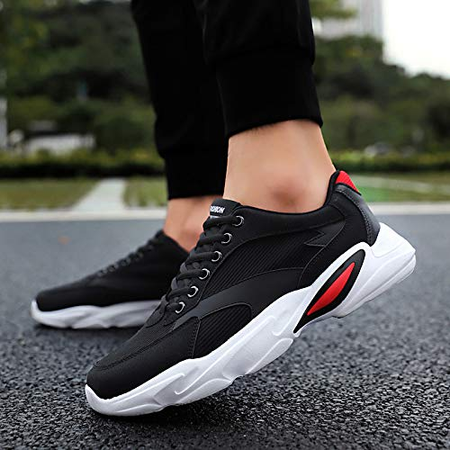 Cushion Basketball Breathable Light Shoes Student and Shoes Damping Single Shoesmen Air NANXIEHO Autumn Sport Winter Breathable Leisure gq5TwnCRx
