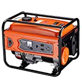 Handewerk 3300 Watt Gas Powered RV Ready Portable Generator CARB Compliant