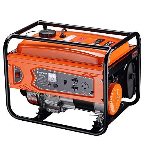 Kaladola Hephaestus Generator 3300 Watts Super Quiet Muffler Gas Powered RV-Ready Portable CARB Compliant