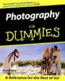 Photography for Dummies, Russell Hart, 0764550659
