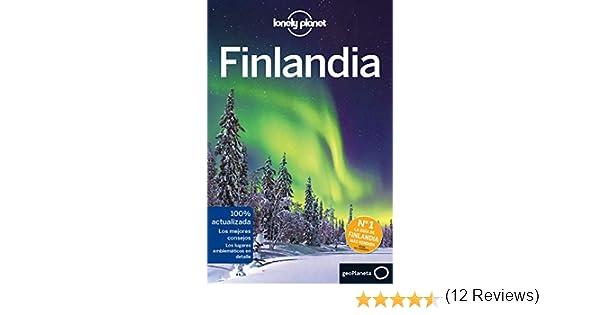 Finlandia 3: 1 Guías de País Lonely Planet Idioma Inglés: Amazon ...