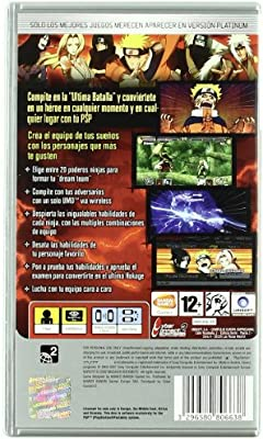 Naruto Ultimate Ninja Heroes: Amazon.es: Videojuegos