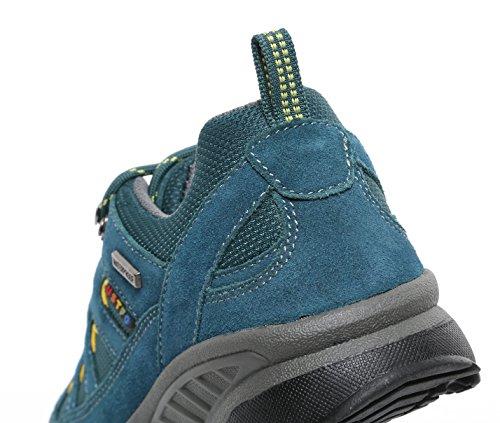 Le Premier Extérieur Imperméable À Leau Respirable Faible Choc Absorbent Les Chaussures De Randonnée Nous 5