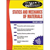 Schaum's Outline Of Statics and Mechanics of Materials: 0000