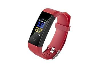 RONEBERG Montre Connectée Bracelet Connecté Podometre Cardio Homme Femme Enfant Smart Watch Android iOS Etanche IP68