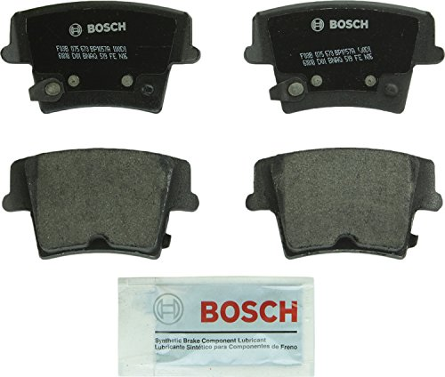 Bosch BP1057A QuietCast Premium Disc Brake Pad Set