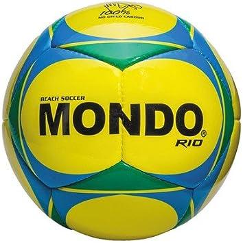 Balón Beach Soccer Rio 5: Amazon.es: Deportes y aire libre