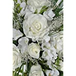 Ivory-White-Wedding-Bridal-Bouquet-w-Real-Touch-Roses-Freesia