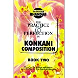 Konkani Composition: Book Two (Rajhauns Bhandar)