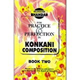 Konkani Composition: Book Two (Rajhauns Bhandar)