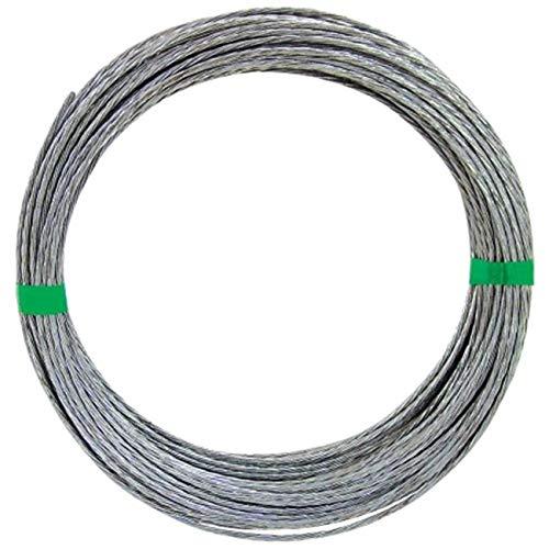 BrainBoosters OOK 100ft. 20 Gauge Galvanized Steel Hobby Wire