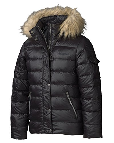 Marmot Girl's Hailey Jacket Black X-Large by Marmot