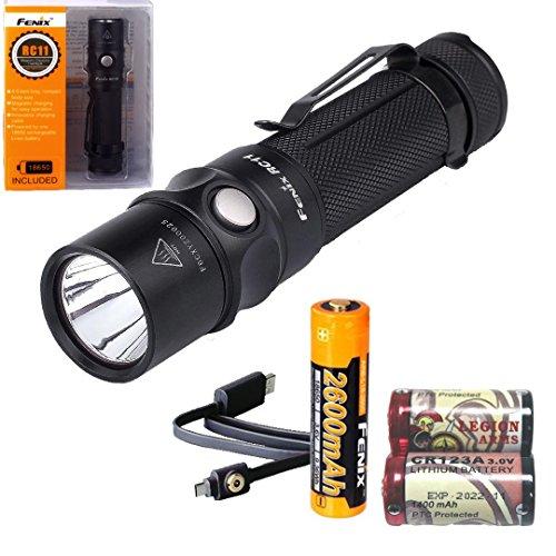 Fenix Rechargeable Flashlight LegionArms Batteries