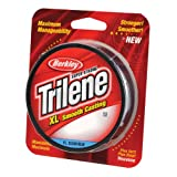 Berkley Trilene XL Filler 0.013-Inch Diameter Fishing Line, 12-Pound Test, 300-Yard Spool