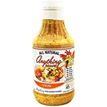 Creole Anything Sauce; Non-GMO Gluten-Free All-Natural Vegan Sugar-Free