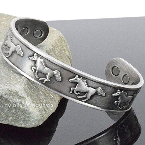 Mens Womens Healing Bracelet Celtic Bracelet Copper