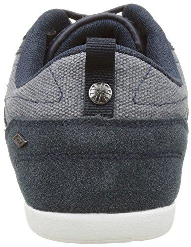 Umbro Um Capel, Zapatillas de Baloncesto para Hombre azul (Marine)
