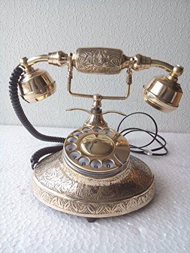 Vintage French Brass - 9