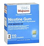 Best USA Nicotine Patches - Walgreens Nicotine Gum, 2 mg, Original 110 ea Review