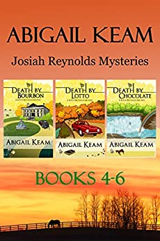 Josiah Reynolds Mystery Box Set ebook