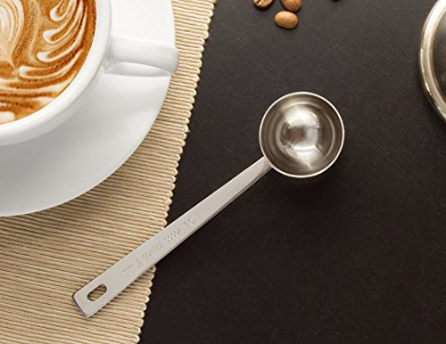 G.S YOZOH Stainless Steel Coffee Scoop, Measuring Spoon, 1 Tablespoon 15ML