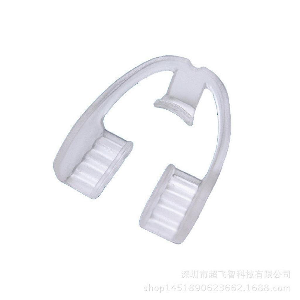 Sleep Aid Mouth Guard, ABC® Hot Tooth Grinding+Storage Case Dental Mouth Guard Bruxism Splint Night Sleeping ABC-3091