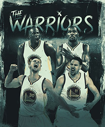 Golden State Warriors Basketball Champions Team Sports Poster Photo Limited Print Kevin Durant Steph Curry Klay Thompson Draymond Green Player Sexy Celebrity Athlete Size 24x36 #1 -